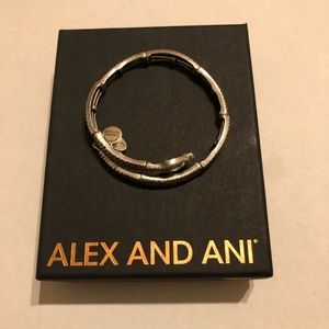Alex and Ani Snake Wrap Bracelet